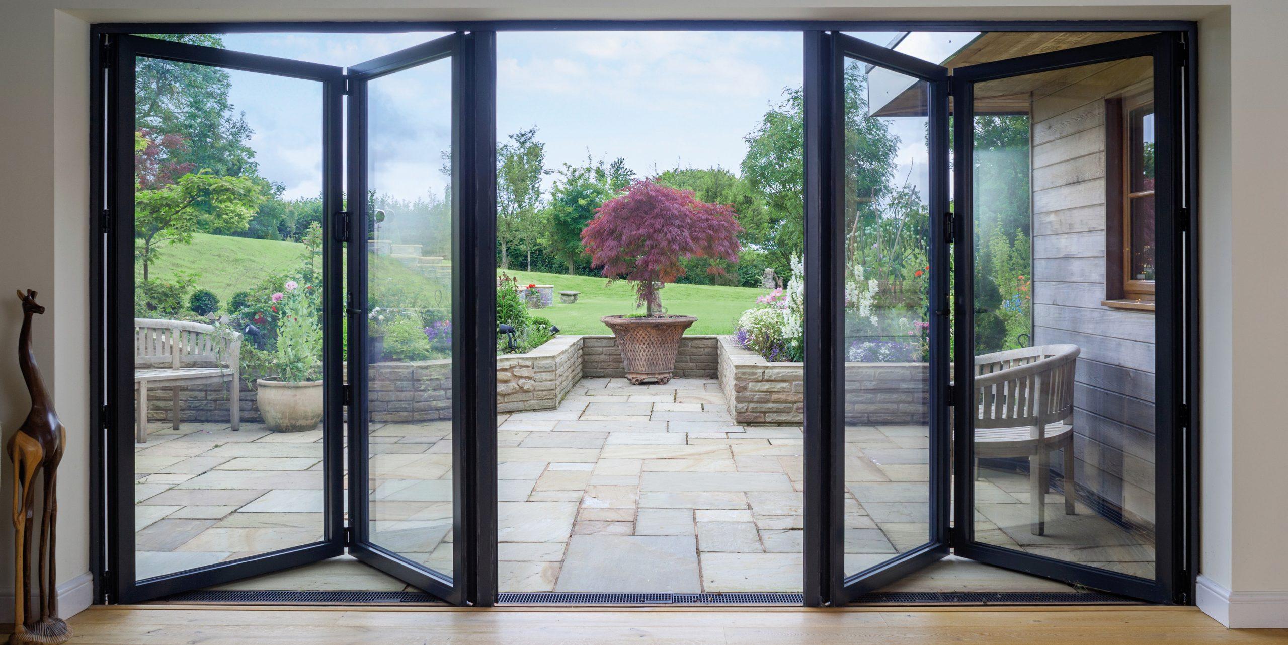 Bifold Visofold Doors Installer Basingstoke