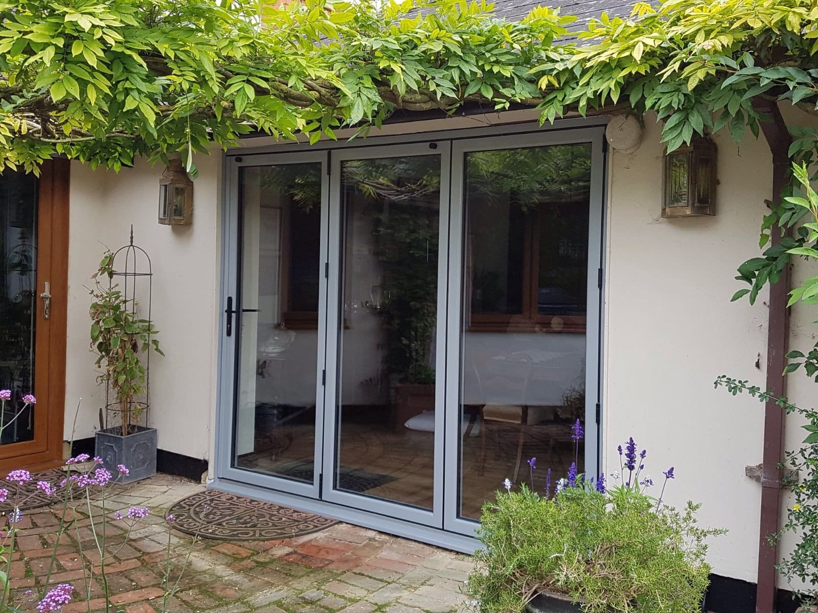 Qualified Bifold Door Installers in Hampshire