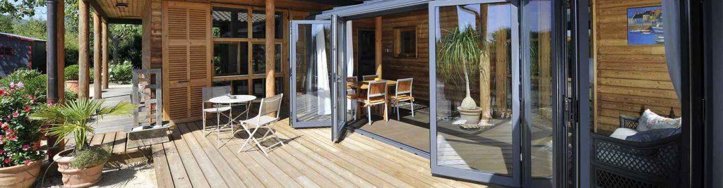 Bifold Doors for Conservatories in Surrey