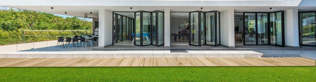 Bifolds Unifold Doors Basingstoke Installer